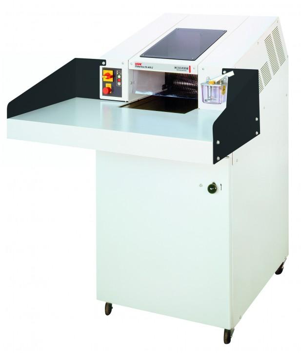 HSM Aktenvernichter 400.2 Powerline 5,8x50mm