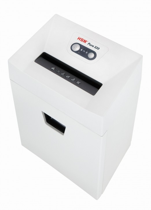HSM Aktenvernichter Pure 320 3,9x30mm