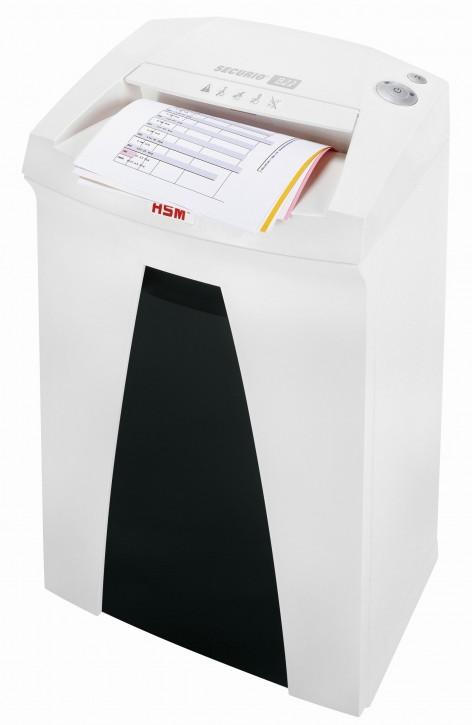 HSM Aktenvernichter Securio B22 3,9x30mm