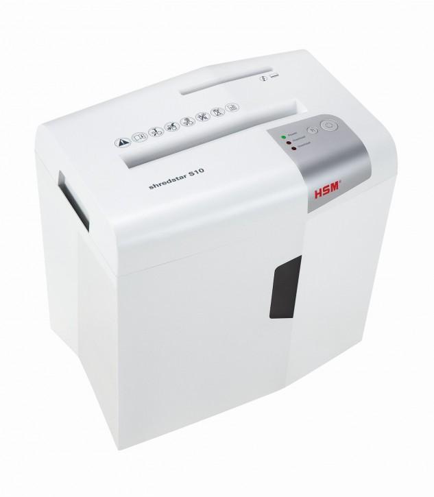 HSM Aktenvernichter shredstar S10 6mm