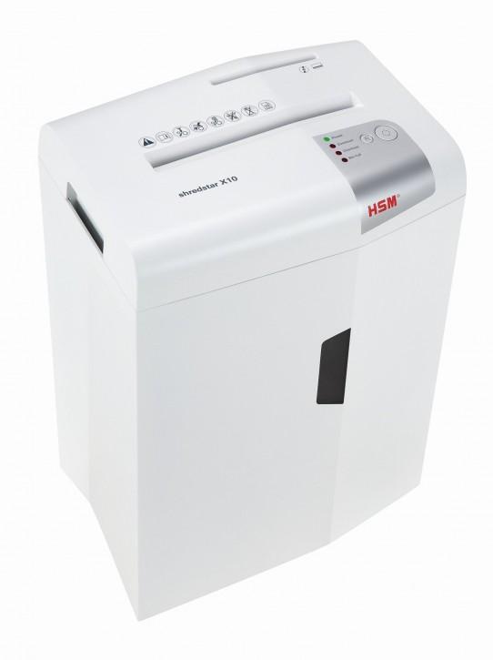 HSM Aktenvernichter shredstar X10 4,5x30mm