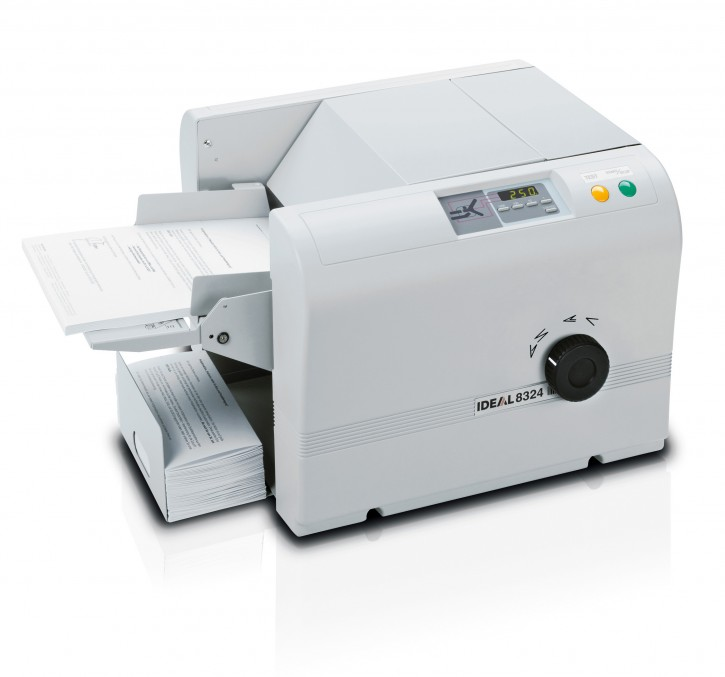IDEAL Falzmaschine 8324