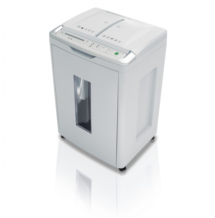 IDEAL Aktenvernichter SHREDCAT 8283CC 4x10mm